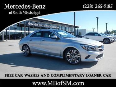 2019 Mercedes-Benz CLA CLA 250 4dr Car