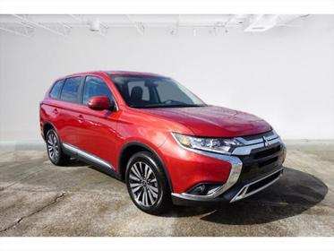 2019 Mitsubishi Outlander SE Sport Utility