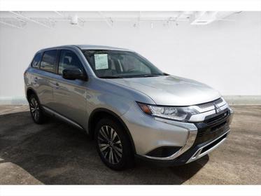 2019 Mitsubishi Outlander ES Sport Utility