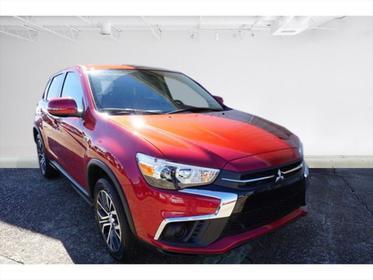 2019 Mitsubishi Outlander Sport ES 2.0 Sport Utility