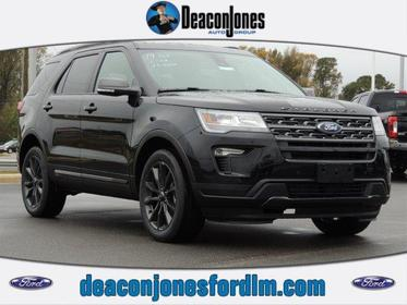 2019 Ford Explorer XLT 4WD  NC