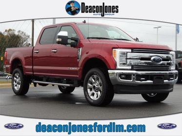 2019 Ford Super Duty F-250 SRW LARIAT 4WD CREW CAB 6.75' BOX  NC