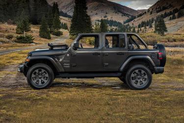 2019 Jeep Wrangler Unlimited SAHARA Convertible Apex NC