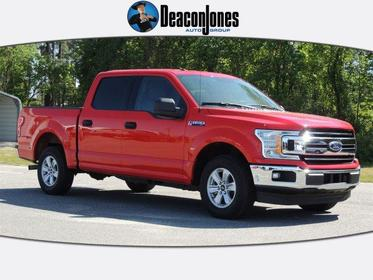 2018 Ford F-150 XLT 2WD SUPERCREW 5.5' BOX  NC