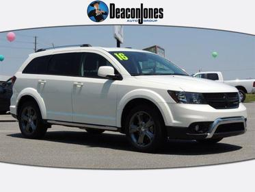 2016 Dodge Journey FWD 4DR CROSSROAD PLUS  NC