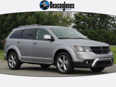 2017 Dodge Journey CROSSROAD AWD  NC