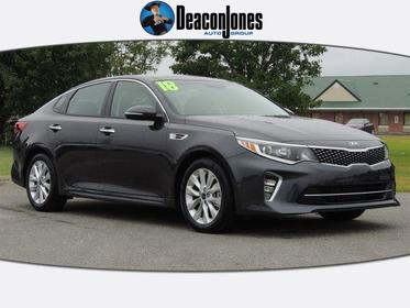 2018 Kia Optima S AUTO Goldsboro NC