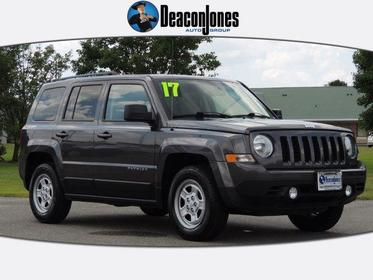 2017 Jeep Patriot SPORT FWD  NC