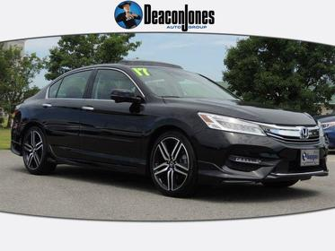 2017 Honda Accord TOURING AUTO