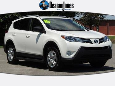 2015 Toyota RAV4 FWD 4DR LE  NC