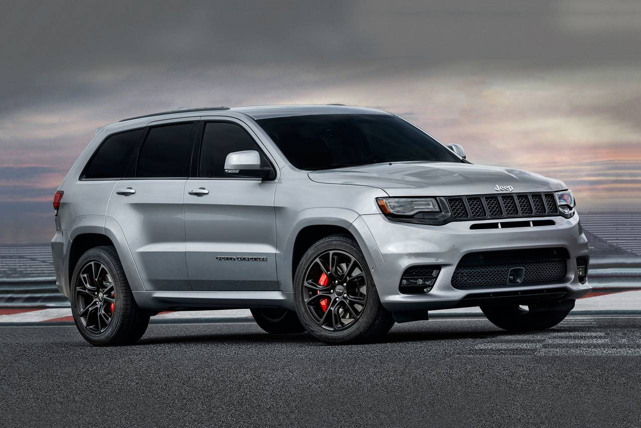 2019 Jeep Grand Cherokee TRAILHAWK SUV Slide 0