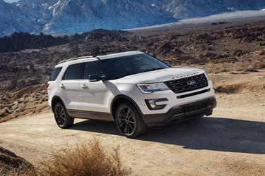 2019 Ford Explorer SPORT Sport Utility Cary NC