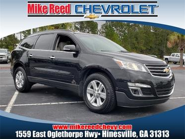 2014 Chevrolet Traverse 2LT Hinesville GA