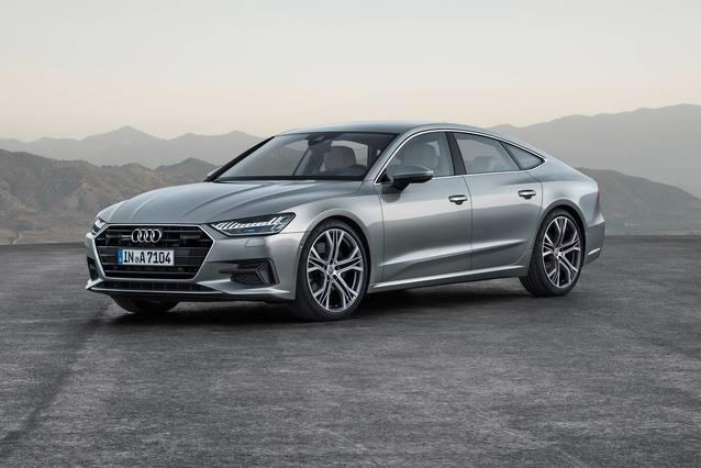 2019 Audi A7 3.0T PREMIUM 4D Hatchback Huntington NY