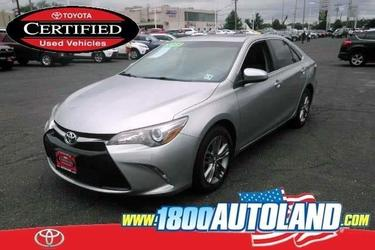 2015 Toyota Camry SE 4dr Car Springfield NJ