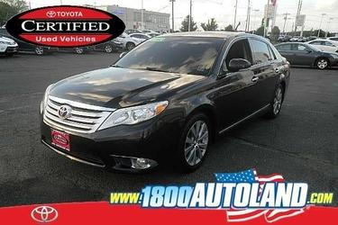 2012 Toyota Avalon LIMITED 4dr Car Springfield NJ