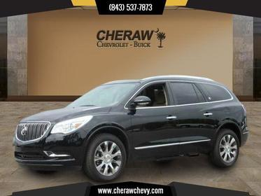 2017 Buick Enclave LEATHER GROUP 4D Sport Utility Cheraw SC