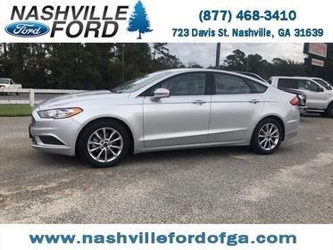 2017 Ford Fusion SE 4D Sedan Nashville GA