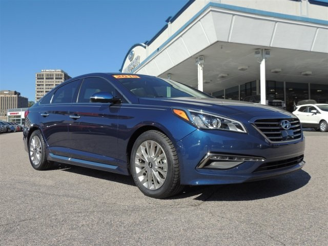 2015 Hyundai Sonata LIMITED Lexington NC