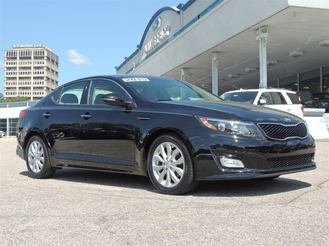 2015 Kia Optima EX Chapel Hill NC