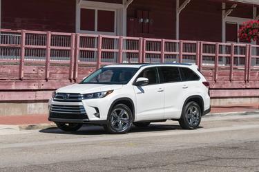 2019 Toyota Highlander HYBRID XLE HYBRID XLE V6 AWD Sport Utility Merriam KS