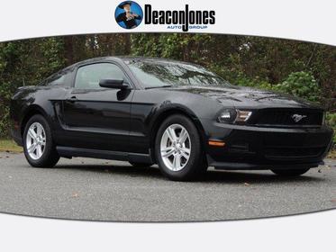 2012 Ford Mustang 2DR CPE V6 PREMIUM Goldsboro NC