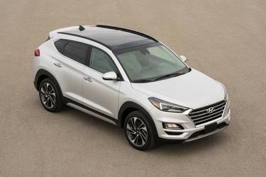 2019 Hyundai Tucson SE Slide
