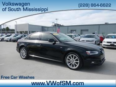 2015 Audi A4 PREMIUM 4dr Car Slide