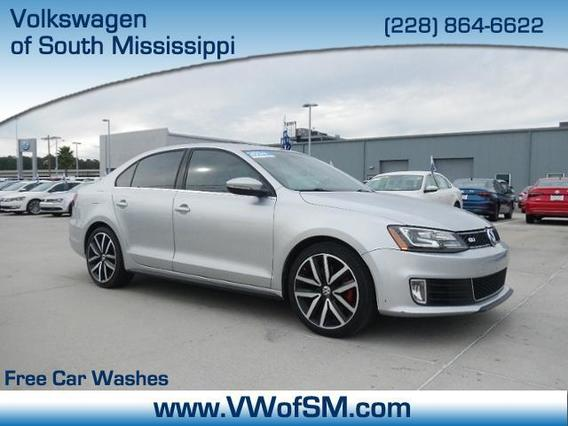 2014 Volkswagen Jetta Sedan GLI EDITION 30 W/NAV 4dr Car Slide 0