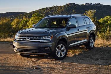 2019 Volkswagen Atlas 3.6L V6 SE W/TECHNOLOGY Sport Utility