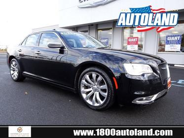 2018 Chrysler 300 LIMITED 4dr Car Springfield NJ