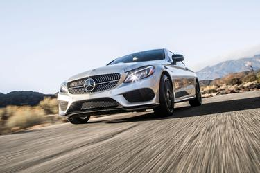 2017 Mercedes-Benz C-Class C 300 Coupe Slide
