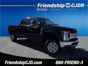 2018 Ford F-250 Super Duty XLT 4x4 XLT 4dr Crew Cab 6.8 ft. SB Pickup Bristol TN
