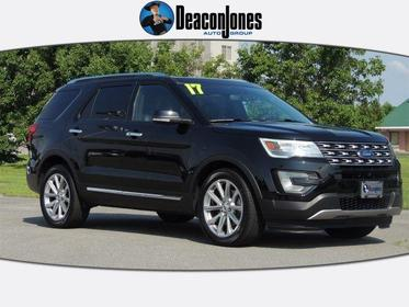 2017 Ford Explorer LIMITED FWD  NC
