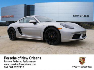 2018 Porsche 718 Cayman COUPE 2dr Car