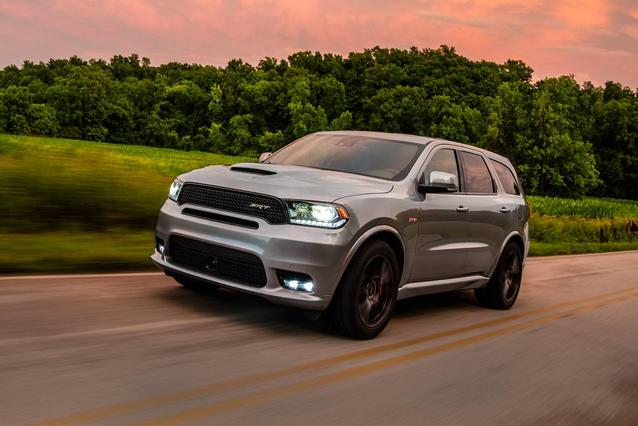 2019 Dodge Durango SRT SUV Slide 0