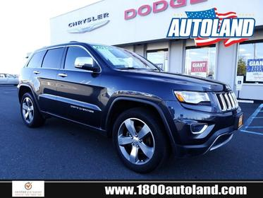 2014 Jeep Grand Cherokee LIMITED Sport Utility Springfield NJ