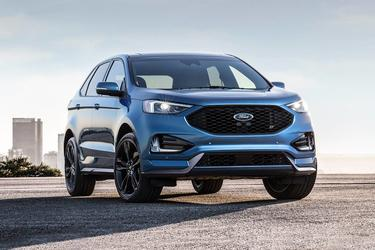 2019 Ford Edge TITANIUM SUV Hillsborough NC