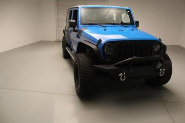 2011 Jeep Wrangler Fayetteville NC