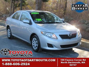 2009 Toyota Corolla LE North Dartmouth MA