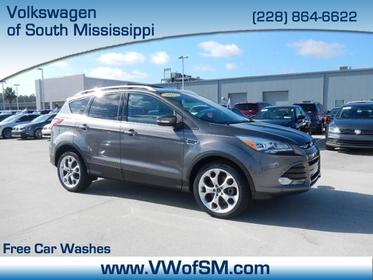 2013 Ford Escape TITANIUM Sport Utility Slide