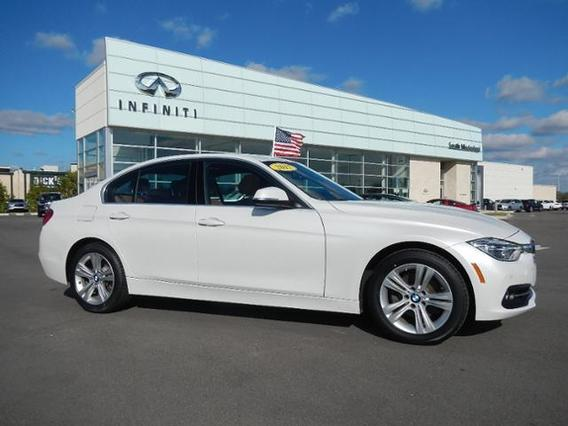 2017 BMW 3 Series 330I 4dr Car Slide 0
