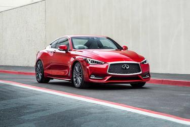 2019 INFINITI Q60 RED SPORT 400 2dr Car
