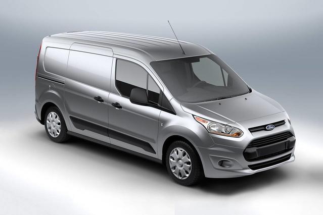 2019 Ford Transit Connect Wagon TITANIUM Full-size Passenger Van Slide 0