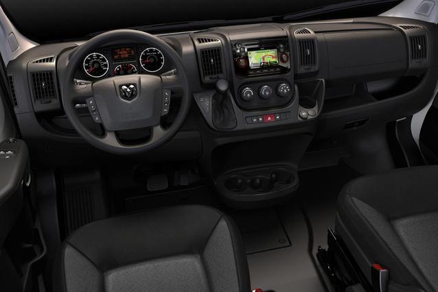 "2019 RAM Promaster Window Van 2500 HIGH ROOF 159"" WB Full-size Cargo Van Slide 0"