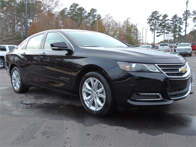 2018 Chevrolet Impala LT Lexington NC