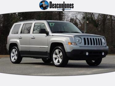 2017 Jeep Patriot LATITUDE FWD  NC