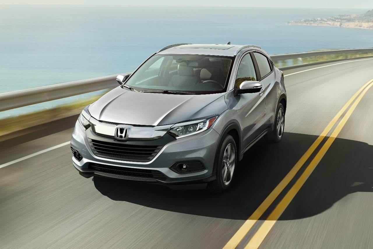 2019 Honda HR-V EX Sport Utility Slide 0