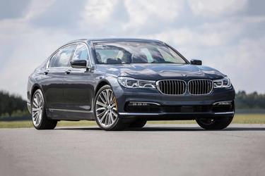 2019 BMW 7 Series 740I XDRIVE Sedan Slide