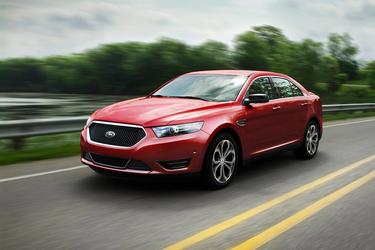 2019 Ford Taurus LIMITED 4dr Car Slide